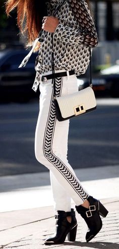 Achromatic style. black and white