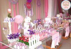 Decoración de Pom Pom Love (Lima - Perú) perfecta para baby shower
