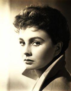 Jean Simmons, 1950 ~Via Susan Goheen