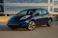 Nissan Leaf review