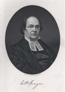 Reformed Anglicans: 16 October 1795 A.D. Rev. William Buell Sprague