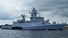 f 264 fgs ludwigshafen am rhein type k130 braunschweig class corvette german navy deutsche marine lürssen werft bremen
