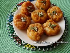 Herbs, Spices and Tradition: Baloo Shahi (Indian styled doughnut) Happy Holi, Best Blogs, Dessert Recipes, Desserts, Doughnut, Spices, Herbs, Yummy Food, Healthy Recipes