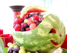 Play with your food: 11 awesome ways to serve a watermelon - Cool Mom Picks