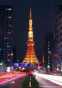 Excellent  Tokyo Tower pic from Takashi Asao !!