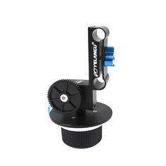 Camera Accessories , DSLR Follow Focus For DSLR Rigs 15mm Standard Bar