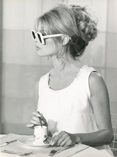 Discovered by a magazine editor as a teenager, Brigitte Bardot became one of the most iconic faces, models and actors of the 1950s and 1960s. A muse for Dior, Balmain and Pierre Cardin, she 'invented' the wide headband, the off-the-shoulder top and the choucroute hairstyle. A new book looks back at her style history  Brigitte Bardot: My Life in Fashion by Henry-Jean Servat is published by Flammarion