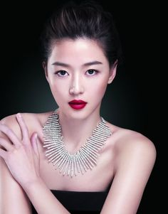 Jun Ji Hyun World Most Beautiful Woman, Beautiful Asian Girls, Korean Beauty, Asian Beauty, My Love From Another Star, Kim So Eun, Jun Ji Hyun, Asian Celebrities, Jewelry Model