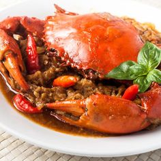 Kepiting Pedas Bumbu Bali | MasakApaYa  Resep #MasakApaYa favorit! One of my favorite seafood of all time, Kepiting! Yumm