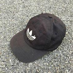 0e59a19e75f35 ADIDAS TREFOIL Cap Vintage 90 s Adidas Sportswear Cap Snapback Adidas  Baseball Cap Adidas Big Logo A