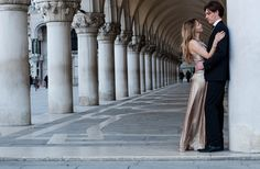 Honeymoon in Venice by Italian Wedding Photographer Luca Faz #italy #venice #honeymoon