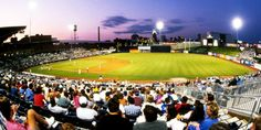 Watch the Durham Bulls play ball in the Bull City