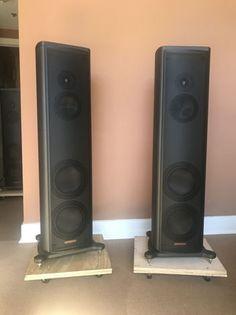 Magico S3 MKII M-Cast Pewter | Full-Range | Philadelphia, Pennsylvania 19106 | Audiogon Price Reduction, Extruded Aluminum, Wooden Pallets, Apple Tv, Speakers, Pennsylvania, Pewter, Philadelphia, Remote