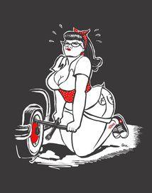 Ideas Photography Ideas For Women Curvy Girls Pin Up Pop Art Vintage, Dibujos Pin Up, Rockabilly Art, Plus Size Art, Psychobilly, Pin Up Art, Illustrations, Erotic Art, Pin Up Girls