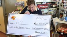 Players who match all six numbers in a Mega Millions drawing win the jackpot