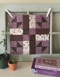 As a big fan of children's books AND quilting, I was so excited to see that Pat Sloan's fourth annual Mystery Block-of-the-Month through Free Quilt Patterns was called The Children&#821…