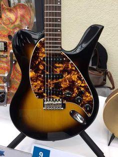 Tandler's Gitarre. Deutscher Gitarrenbauer Jörg Tandler und seine Creation.