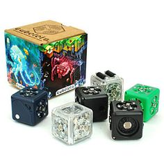 Science Tech —  Absolutely Prehistoric | Stars and Dinosaurs | Science | Science Gifts and Electronics: Cubelets Robotic Kit $159.99