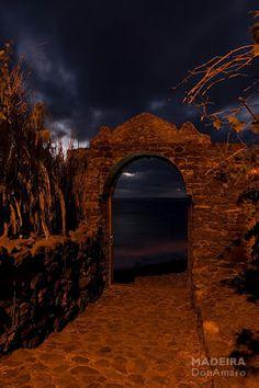 Ruins of São Jorge, Madeira Island. Photo by Don Amaro