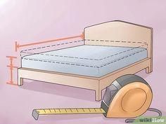 Imagen titulada Make a Bed Skirt Step 1