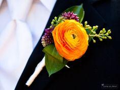 Love the bright orange flower