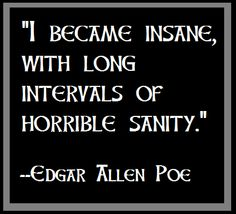 Edgar allan poe death theories google search