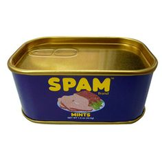 SPAM..oo the jelly, still makes me shiver