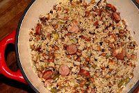 Deep South Dish: Black-eyed Pea Jambalaya - Deep South Hoppin' John