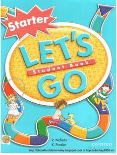 Ebooks for children and more (My password: children09): [Ebook] Oxford - Let's Go Starter [Fshare]