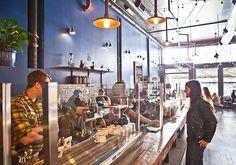 Pasadena Cafe | Intelligentsia Coffee - 55 East Colorado Blvd. Pasadena, California 91105