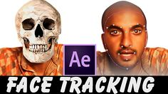 How to track a face of person in 3D space and add effects to that person, within After Effects.