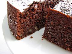 :pastry studio: Chocolate Cranberry Walnut Cake
