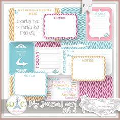 Freebie - Journal cards set… - Project life,… - Project Life,… - nouveauté DC et… - Mini kit gratuit… - Freebie @mijo nick… - Florju Designs