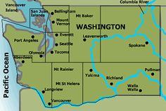 Washington RV and Tent Camping Guide