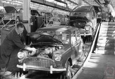 Awesome #TBT production line shot of our beloved lil Minis!