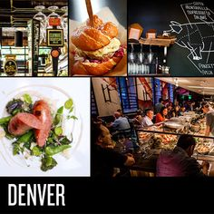 Check out our guide to Denver's most exciting bars, restaurants and shops. Read more!