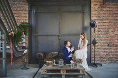 Décoration de mariage style industriel 2017 : nos idées les plus canons ! Image: 7