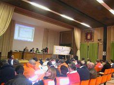 No 2007 Ribadavia foi a sede das Xornadas Provinciais de Protección Civil