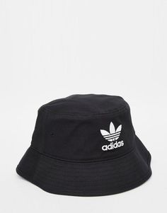 check out abadd f9e81 adidas Originals Bucket Hat at asos.com