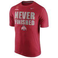 Ohio State Buckeyes Nike 2015 College Football Playoff National Championship Bound