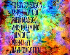 Remember, we all have magic within us #Motivational