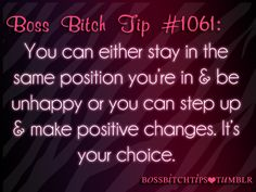 "haha love this ""boss bitch tip"""