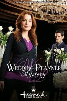 "I like the updated Hallmark mystery channel Its a Wonderful Movie - Your Guide to Family Movies on TV: ""Wedding Planner Mystery"", a Hallmark Movies & Mysteries movie Películas Hallmark, Hallmark Holidays, Hallmark Christmas Movies, Hallmark Movies, Holiday Movies, Wedding Planner Film, Movies To Watch, Good Movies, Hallmark Mysteries"