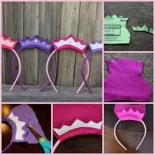 un tip para hacer unas fabulosas coronas de princesa