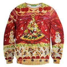 Sunling Unisex Christmas Pizza Tree Sweater Pullover Long... https://www.amazon.com/dp/B01MREYLJZ/ref=cm_sw_r_pi_dp_x_5kKqybCWK52RZ