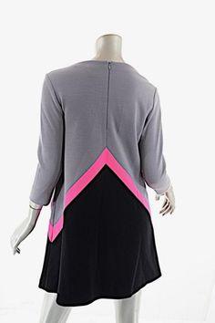 Lisa Perry short dress White Pink & Black on Tradesy