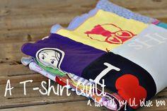 Tshirt quilt.