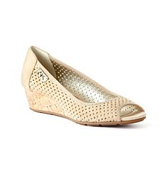 "Anne Klein® ""Cadwyn"" Casual Wedges at www.elder-beerman.com"