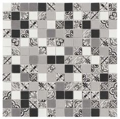 Vintage Blend Recycled Glass Mosaic Tile Is An Eco Friendly Product For Kitchen Backsplash