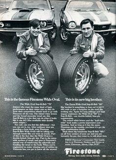 https://flic.kr/p/fVZdm5 | 1970 Firestone Tires Advertising Road & Track July 1970 | 1970 Firestone Tires Advertising Road & Track July 1970